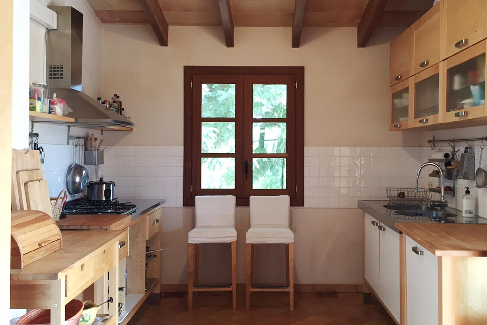 Fotos: Küche - Finca es Pujol