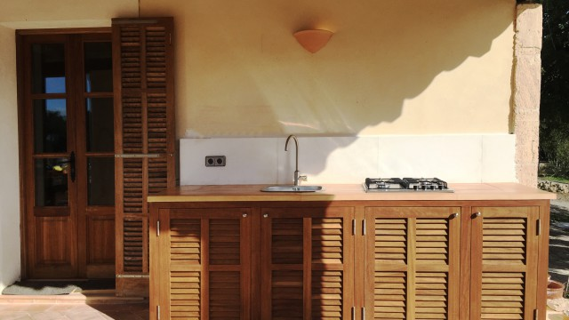 Fotos: Außenküche